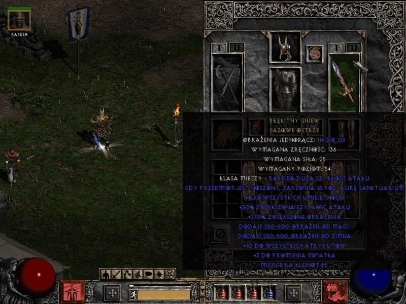 Azurewrath Diablo 2