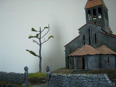 Tristam Church model