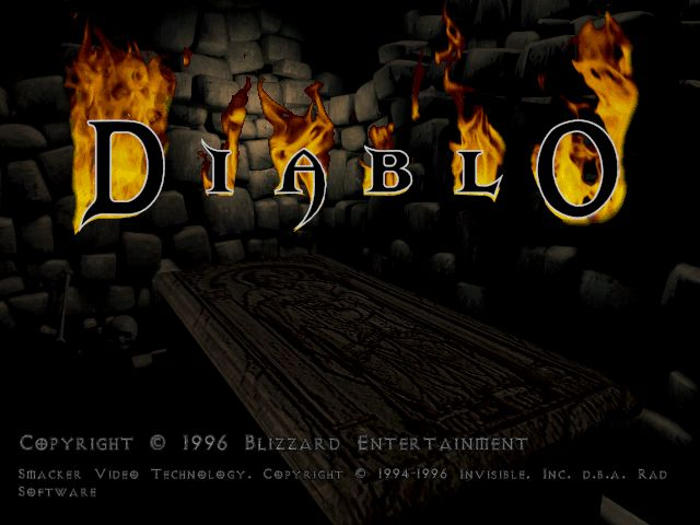 Diablo 1 Beta