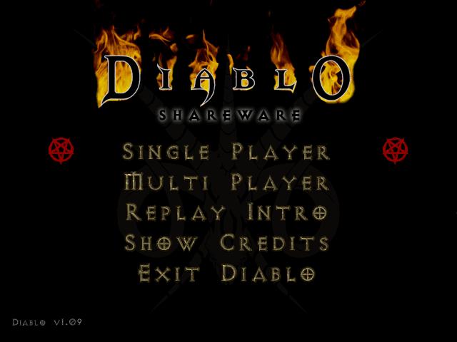 Diablo Shareware