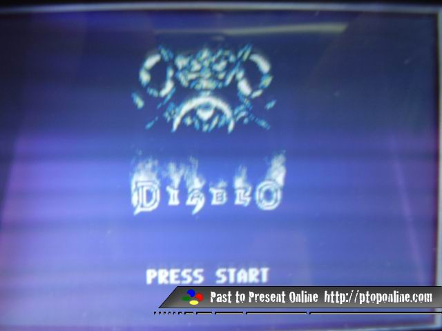 Diablo Gameboy 5