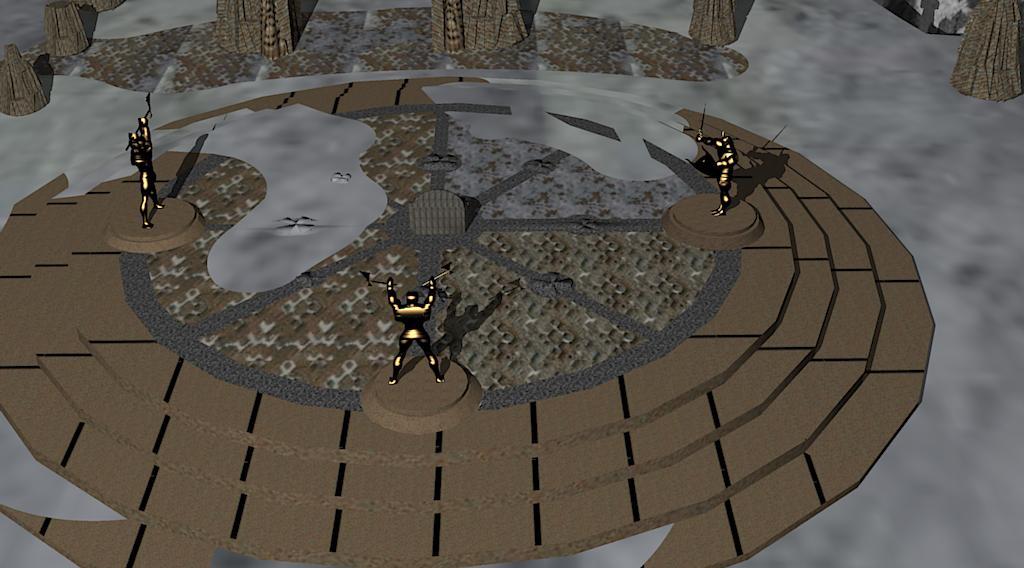 Arreat 3D