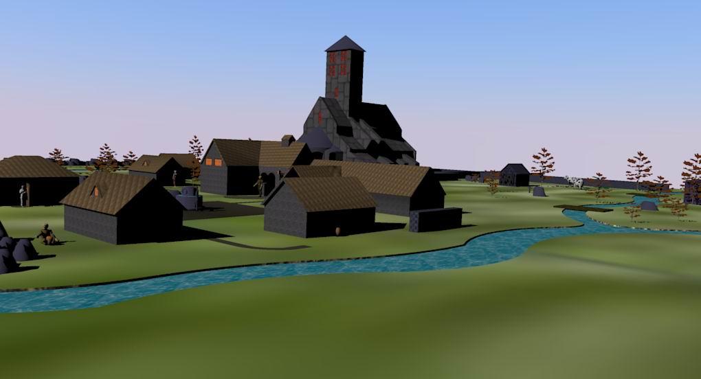 Tristram 3D