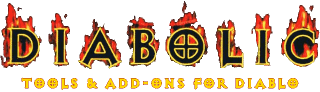 Diabolic Add-ons for Diablo 1