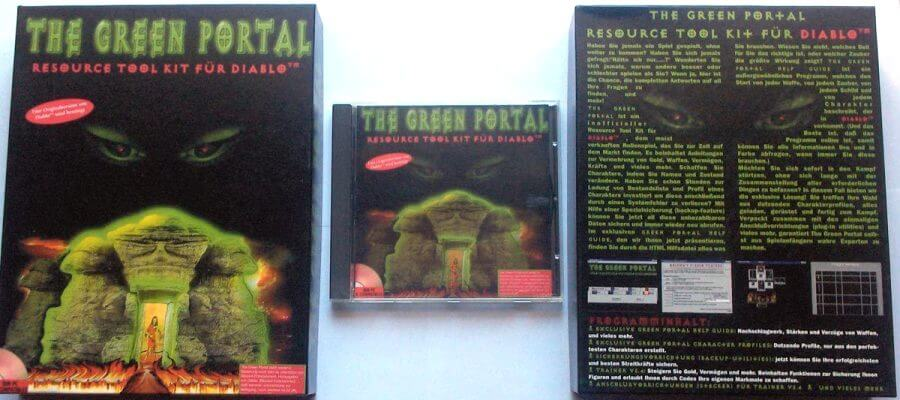 Green Portal box