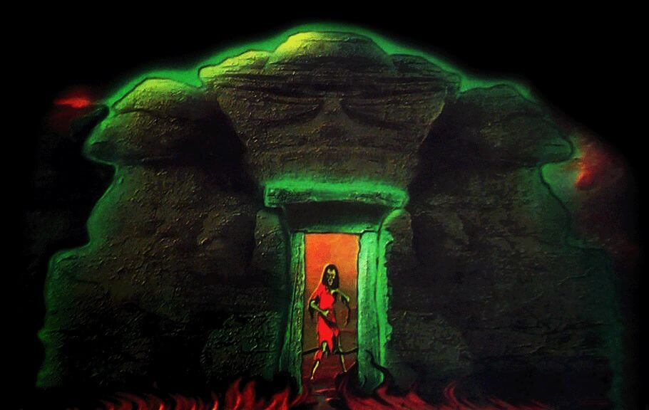 Diablo Green Portal