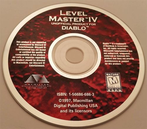 Level Master IV CD