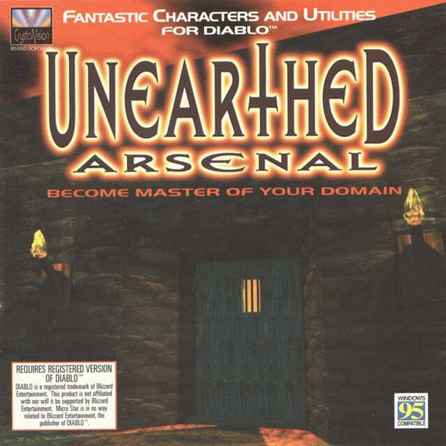 Unearthed Arsenal