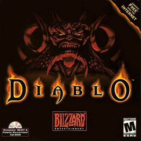 Diablo 1 Box