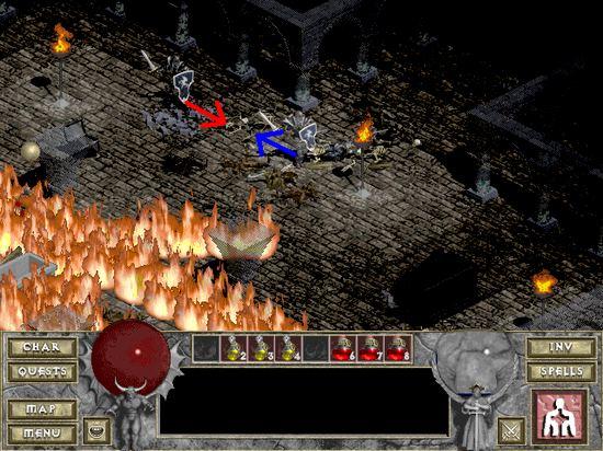 Screen 2 - Diablo