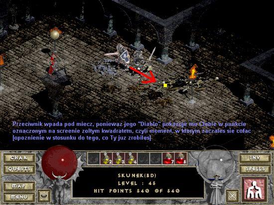 Screen 3 - Diablo