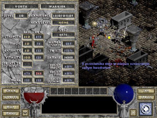 Screen 4 - Diablo