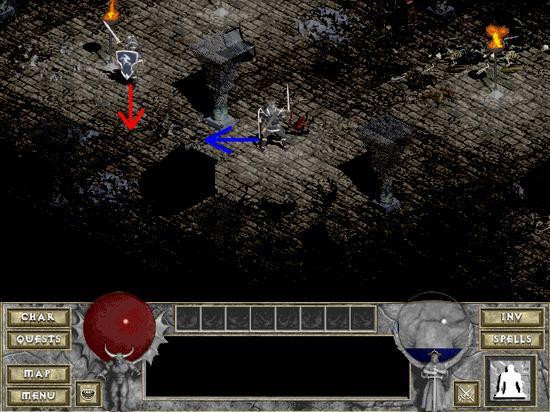 Screen 5 - Diablo
