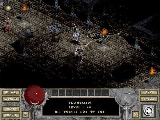 Screen 7 - Diablo