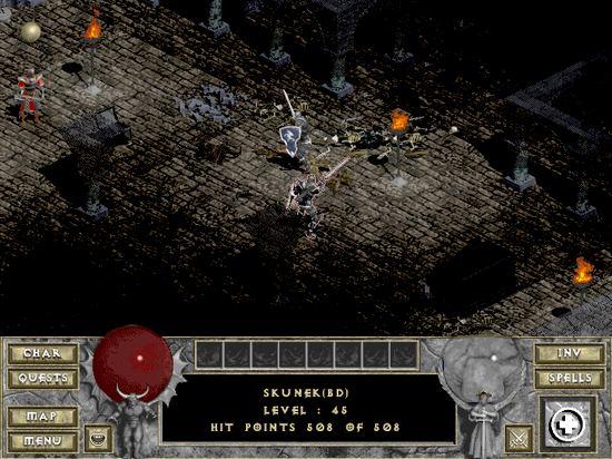 Screen 7 - Diablo