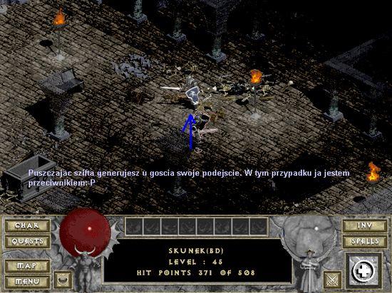 Screen 8 - Diablo