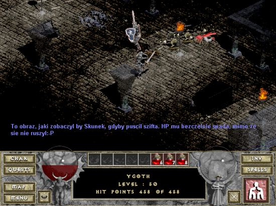Screen 9 - Diablo