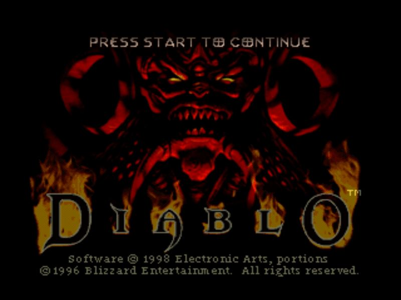 Diablo PSX