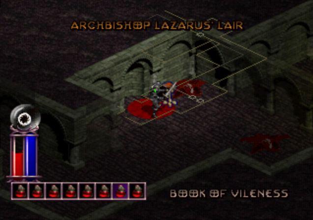 Lazarus Lair