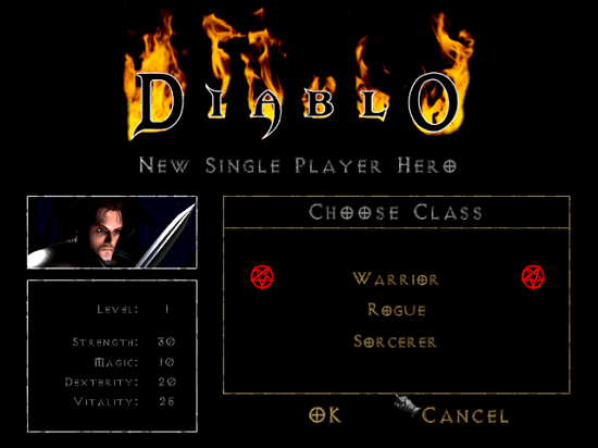 Diablo 1 Single Player