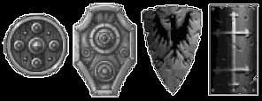Khanduras Shields