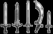 Khanduras Swords